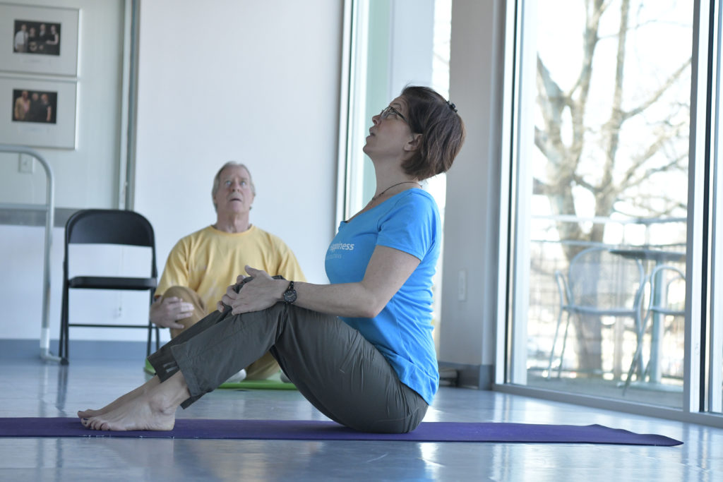 Poe Wellness Solutions, Pilates for Parkinson's