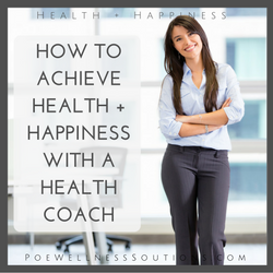 Integrative Health + Wellness Coach