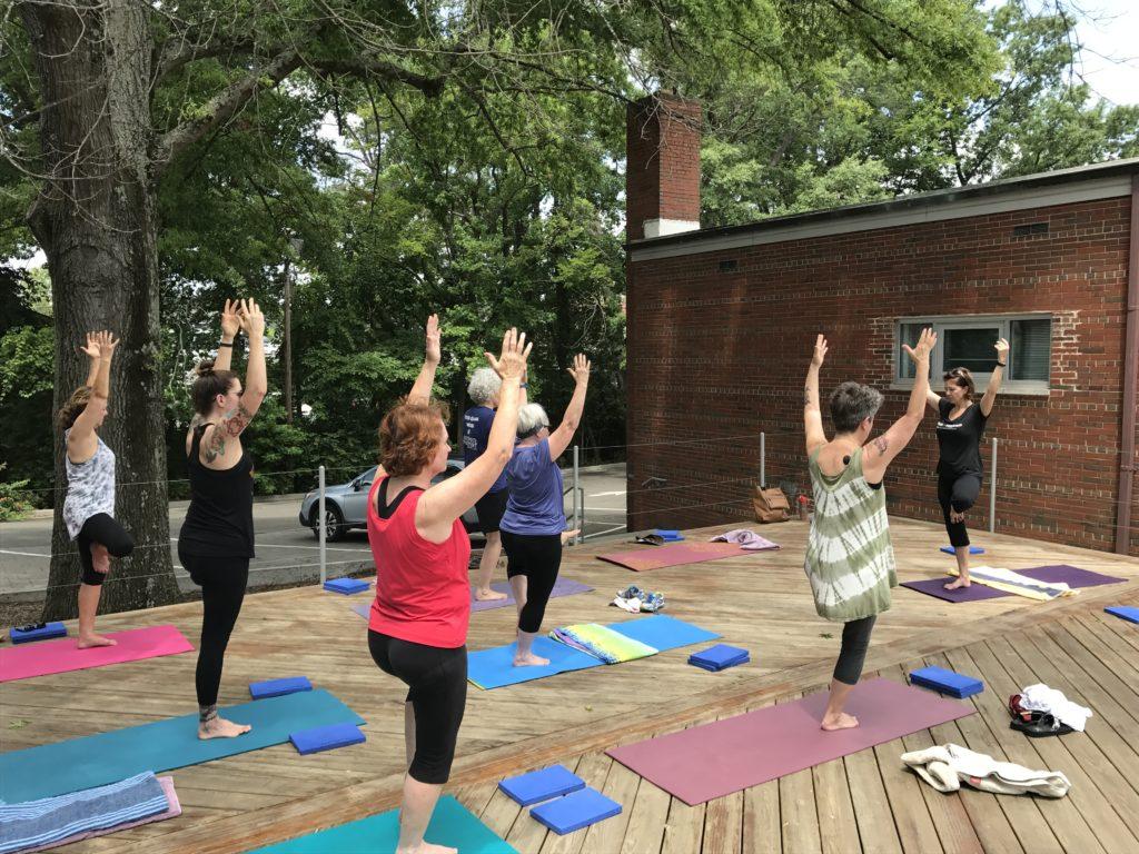 Pilates at ADF, 721 Broad Street