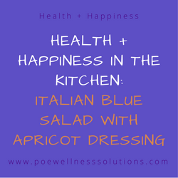 Poe Wellness Solution Health + Happiness in the Kitchen