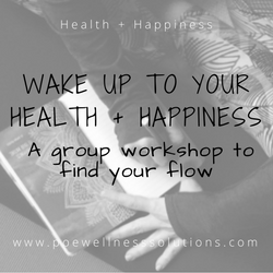 Poe Wellness Solutions, Health + Happiness