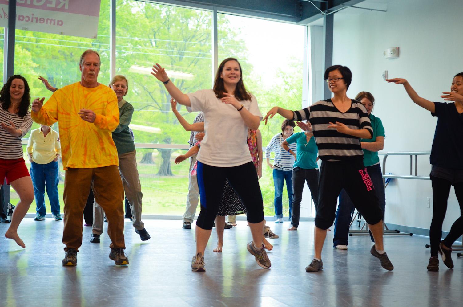 ADF, Dance for Parkinson's, Parkinson's Movement Initiative