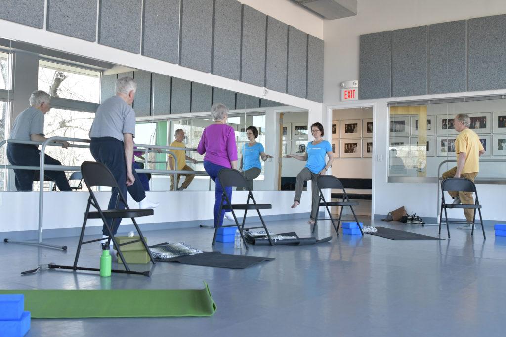 Parkinson's Movement Initiative – Volunteer Training & Refresher ~ Winter 2018