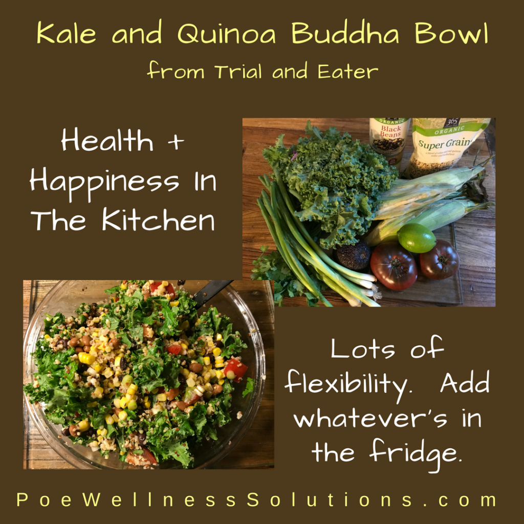 Poe Wellness Solutions Health and Happiness in the Kitchen