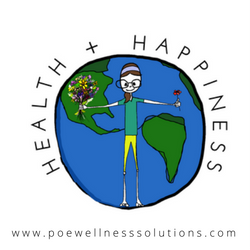 Health + Happiness Around the World ~ Happy 2018!!