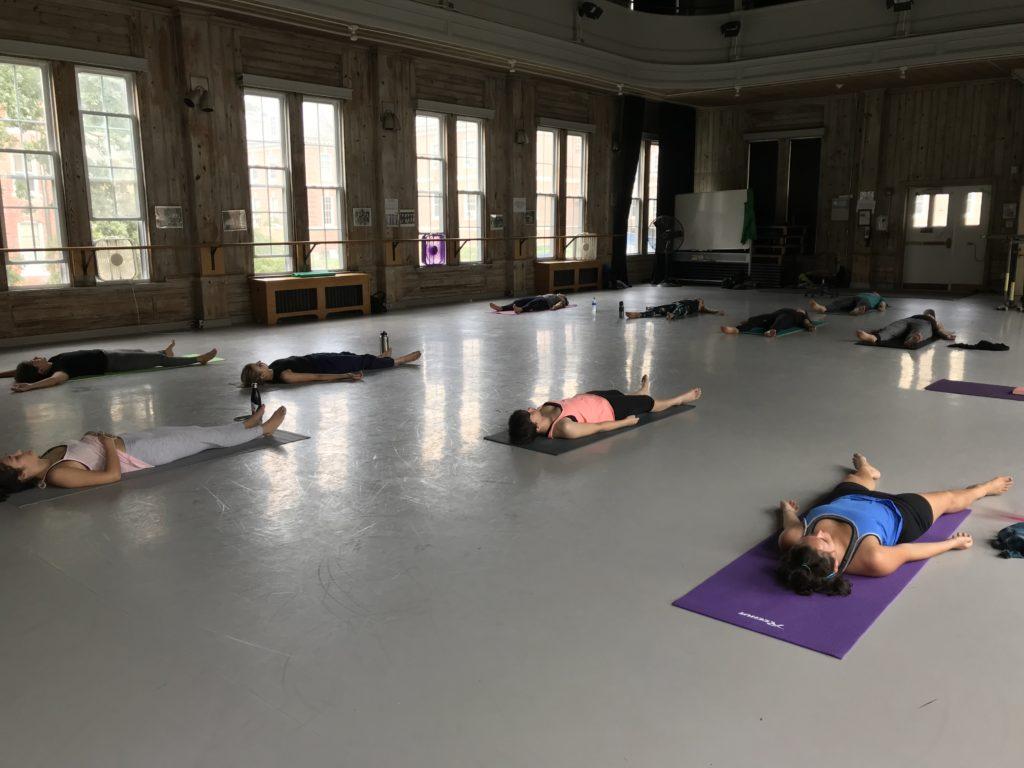 Poe Wellness Solutions, Yoga