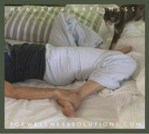 Yin Yoga In Bed, Morning Yoga Routine