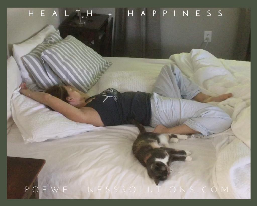 Yin Yoga In Bed, Morning Yin Yoga