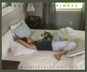 Yin Yoga in Bed, Morning Yoga Routine