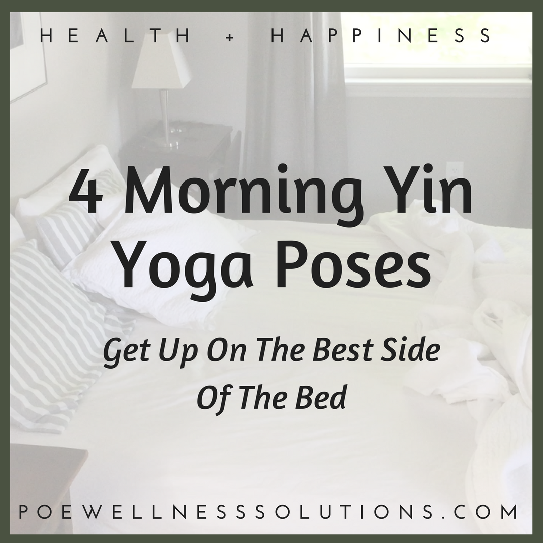 Get up on the best side of the bed