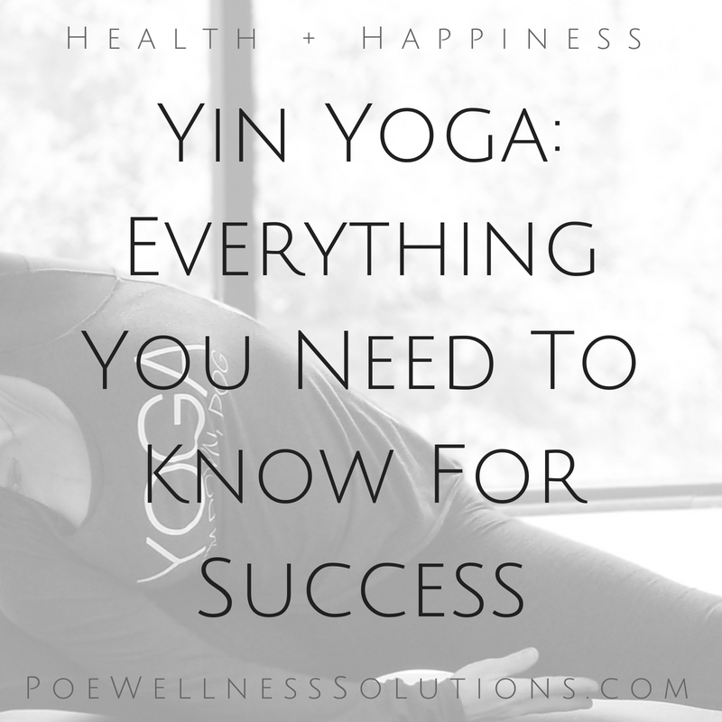 The Coaching Yogi, Poe Wellness Solutions