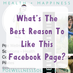 What's The Best Reason To Like This Facebook Page?