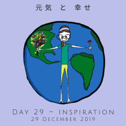 Inspire Health + Happiness, A 31 Day Challenge
