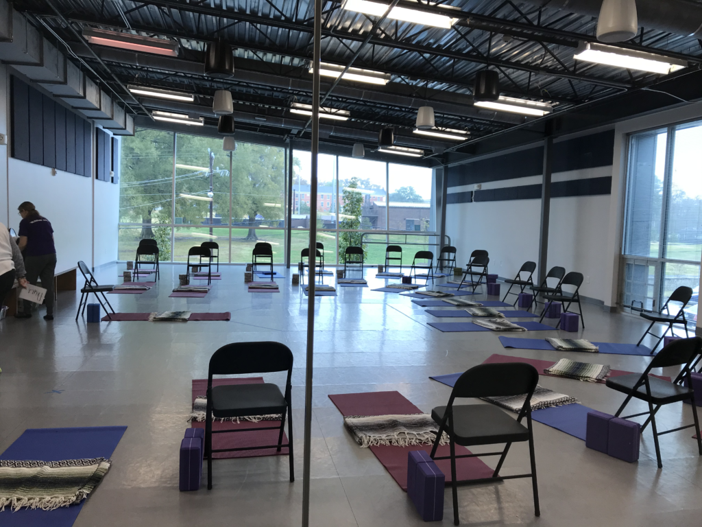 Pilates for PD ~ Getting Set Up For Class