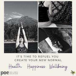 It's Time To Refuel You ~ Movement, Mindfulness, Integrative Health Coaching