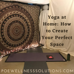 Create Your Perfect At Home Yoga Space
