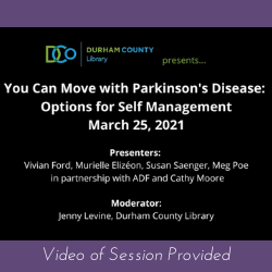 You Can Move With Parkinson's